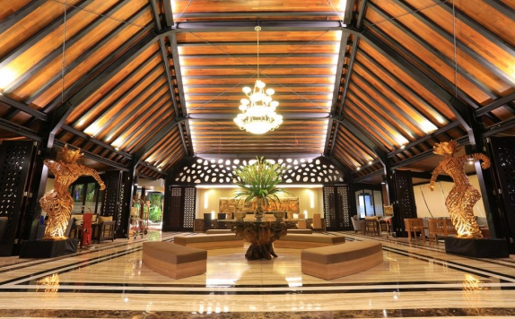 Lobby di Ijen Suites Resort and Convention