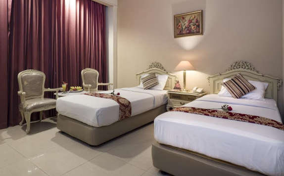 Guest Room di Indah Palace Solo