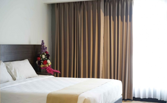 Guest room di Inna Eight Lampung