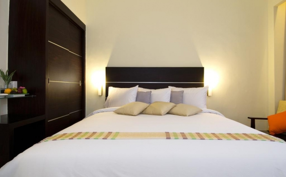 Guest Room di i-Shine (Ex Aston Pekanbaru City)