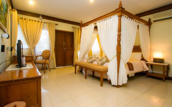 Bedroom Hotel di Istana Pool Villas & Spa