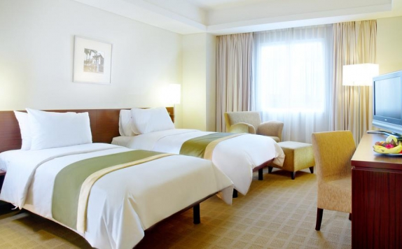 Bedroom di Java Paragon Hotel & Residence