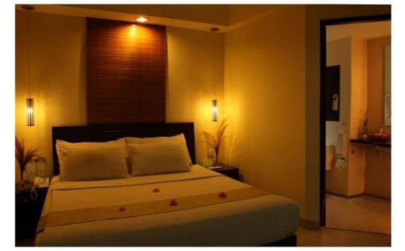 guest room di The Jayakarta Villas Anyer Beach Resort