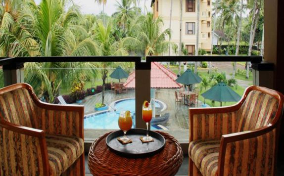 interior di The Jayakarta Villas Anyer Beach Resort