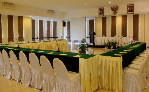meeting room di The Jayakarta Villas Anyer Beach Resort