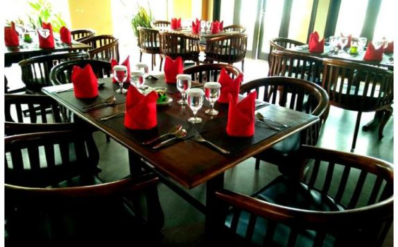 restaurant di The Jayakarta Villas Anyer Beach Resort