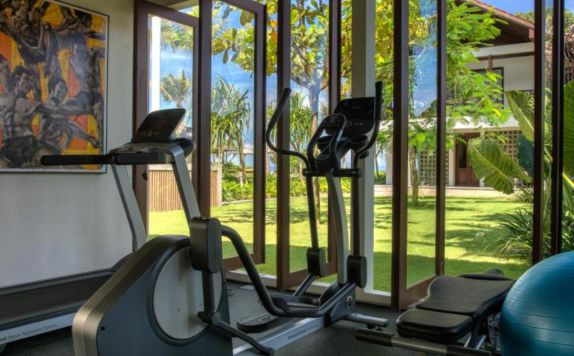 gym di Jeeva Saba Bali Estate