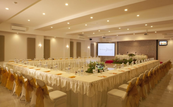 Meeting room di Jentra Dagen Hotel