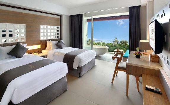Bedroom di Jimbaran bay beach