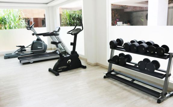 gym di Jimbaran bay beach