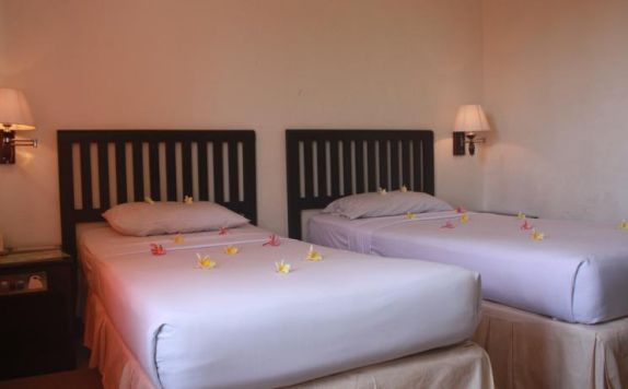 guest room twin bed di Jimbarwana