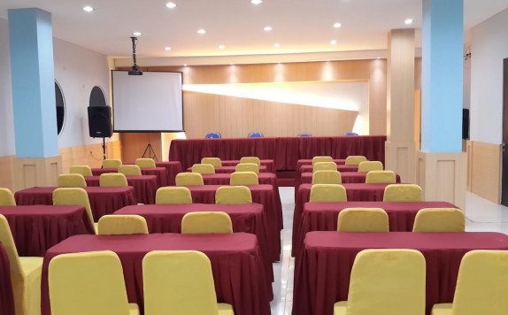 Meeting room di JnB Hotel Muara Teweh
