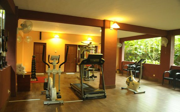 Gym di Jungle Retreat Ubud (Formerly Jungle Retreat Kupu Kupu Barong)