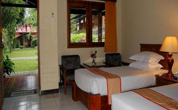 Guest room di Kalibaru Cottage