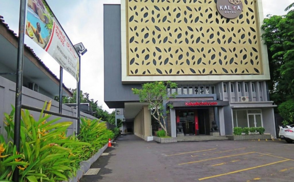 Front view di Kalya Hotel