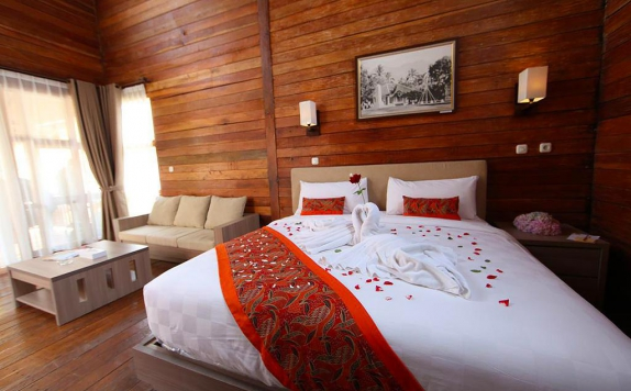 Guest Room di Kamojang Green Hotel & Resort