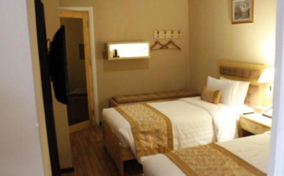 Twin Room di Kangen Boutique Hotel