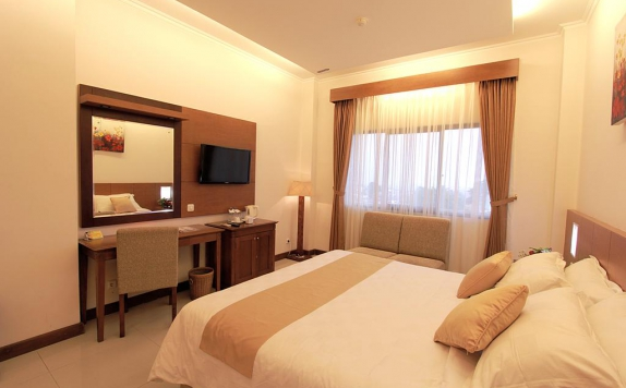Guest Room di Karang Setra Hotel Spa & Cottages