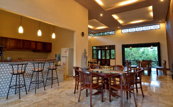 Mini Bar di Kendi Villas and Spa