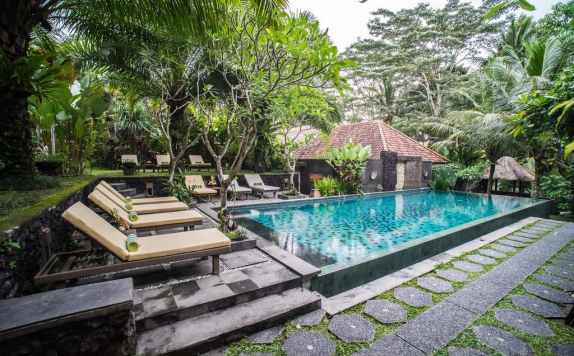 Swimming Pool di Kori Ubud