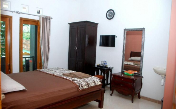 Bedroom Hotel di Kraton Mas Guesthouse