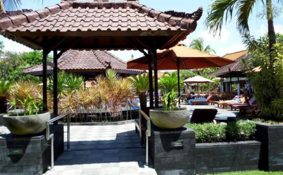 Eksterior di Kuta Beach Club