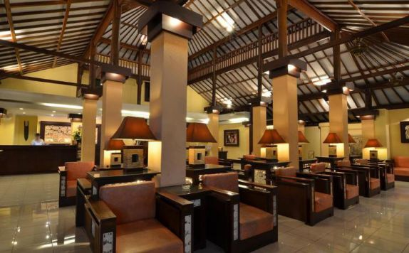 interior di Kuta Beach Club