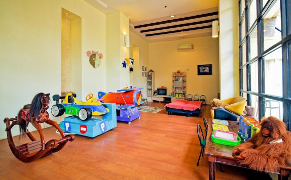 kids club di Kuta Paradiso