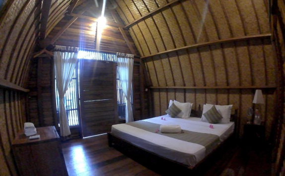 Guest room di Laguna Gili Beach Resort