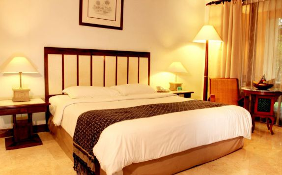 guest room di Laras Asri Resort & Spa