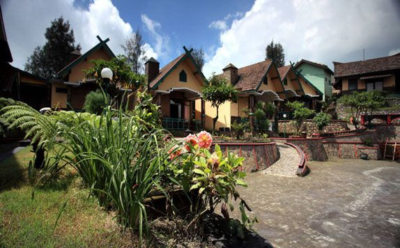 Lava View Lodge Bromo