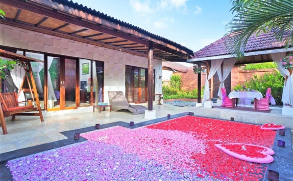 Swimming Pool di Lavender Villa & Spa