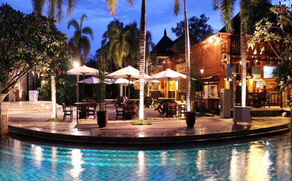 Swimming Pool di Le Dian Hotel