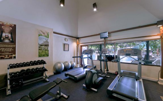 gym di Legian Beach Hotel