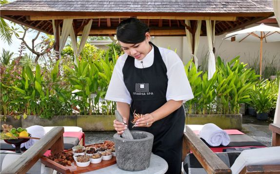 Massage di Legian Beach Hotel
