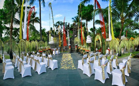 Wedding Vanue di Legian Beach Hotel