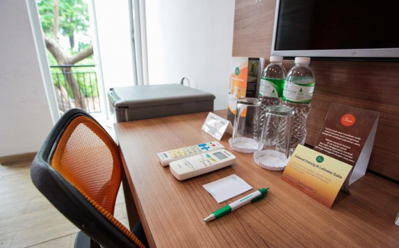 amenities di LeGreen Suite Kuningan