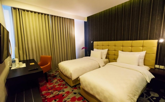 Guest room di Liberty Hotel Thamrin