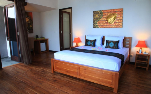 Guest Room di Lima Satu Resort by BAIO