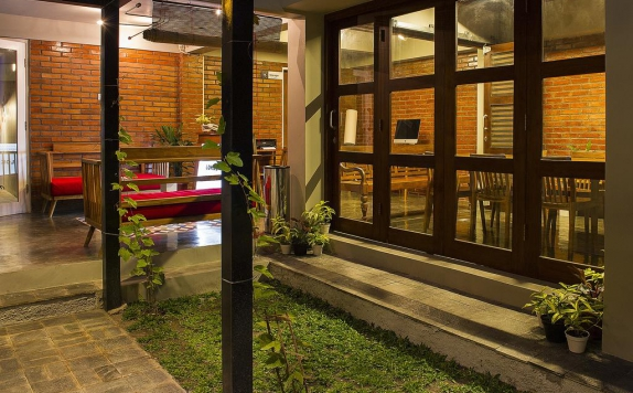 Interior di Lokal Hotel and Restaurant