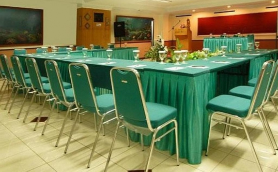 meeting room di Losari Beach Inn Makassar