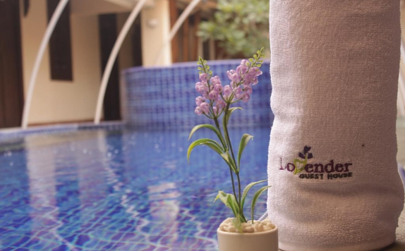 Amenities di Lovender Guest House