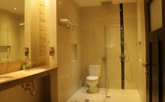 Bathroom di Lovender Guest House