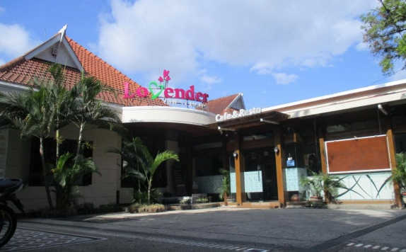 Front View di Lovender Guest House