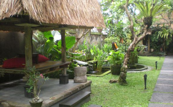 garden di Lumbung Sari Cottages & Spa