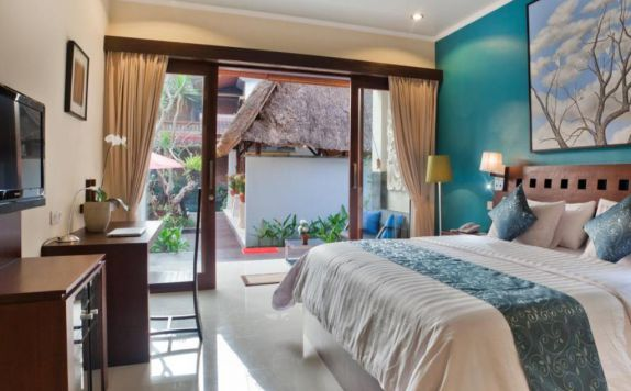 Guest room di Lumbung Sari Cottages & Spa