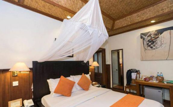 Interior di Lumbung Sari Cottages & Spa