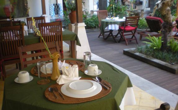Restaurant di Lumbung Sari Cottages & Spa