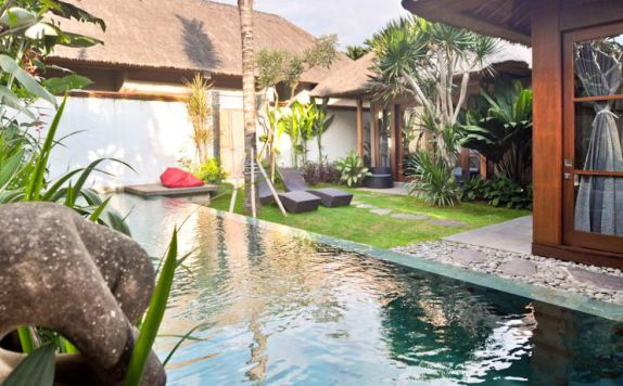 Swimming Pool di Luwak Ubud Villas