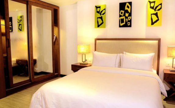 Guest Room di Lv8 Resort Hotel